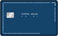 ROYAL BLUE POINT카드 이미지