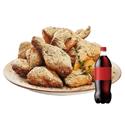 굽네치킨 딥치즈+콜라