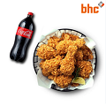 BHC 핫후라이드+콜라1.25L