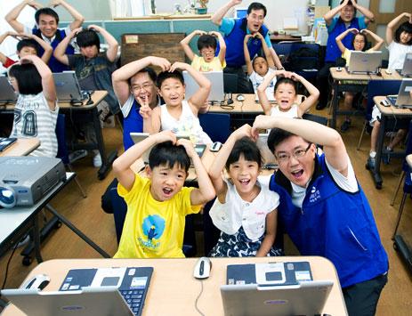학술교육 행사사진