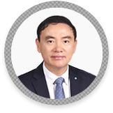 정보보호그룹 집행부행장보 고정현 사진