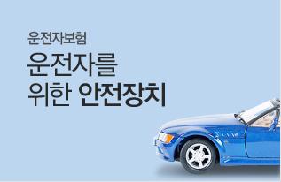 운전자보험 운전자를 위한 안전장치