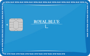 로얄블루L카드