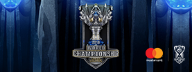2018 League of Legends World Championship 결승전 직관가자!