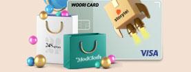 우리 Visa카드 고객님! 놓치지 마세요 Visa핫댈! 해외직구 할인에 무료체험까지! 나만 알긴 아까운 혜택 Modcloth, 24S.com, 스토리텔
